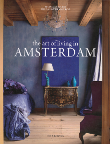 magazin cover the art of living in Amsterdam