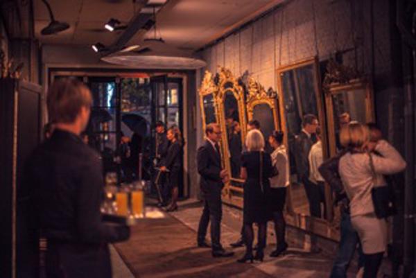 Event bij Anouk Beerents op Prinsengracht Amsterdam