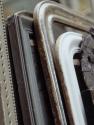 detail antieke spiegels