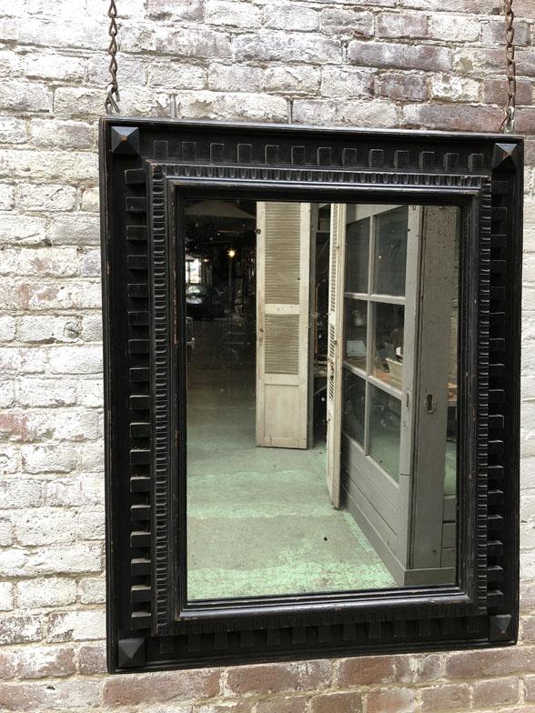 18e eeuw italiaans antieke spiegels. Black Bedroom Furniture Sets. Home Design Ideas
