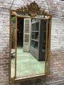 Antieke franse spiegel 19e eeuw