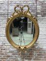 Antique mirror Louis XVI 19th century round