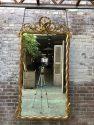 Antique mirror Louis XVI
