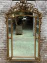 Antieke franse spiegel 19e eeuw Louis XVI