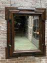 vierkante antieke spiegel Anouk Beerents