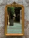 antieke spiegel 18e eeuw Louis XV