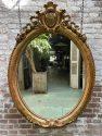 Antieke Spiegel Anouk Beerents 19e eeuw